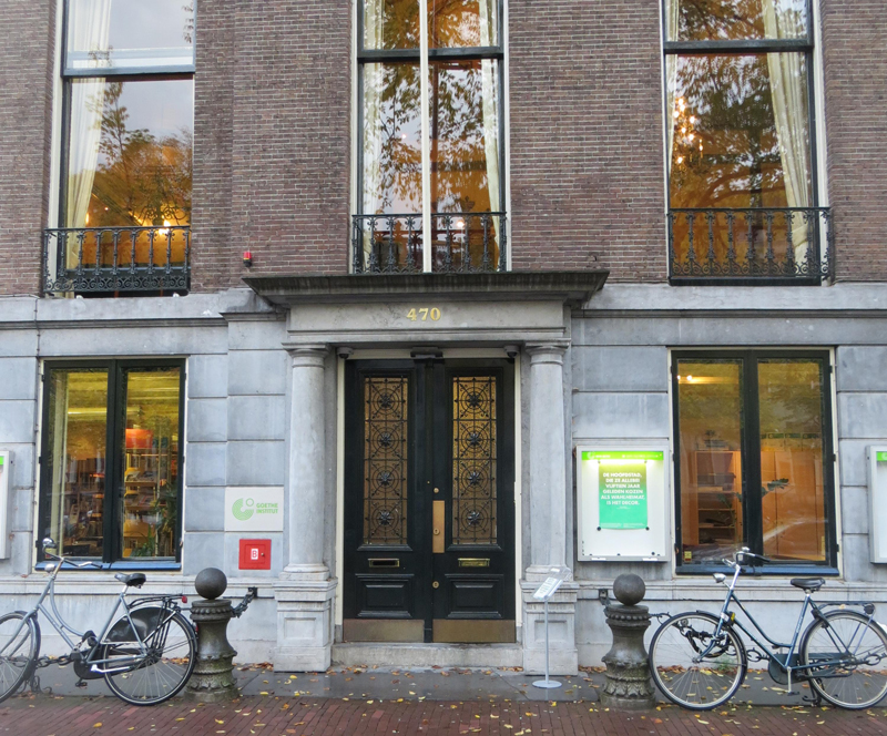 Goethe-institutet i Amsterdam